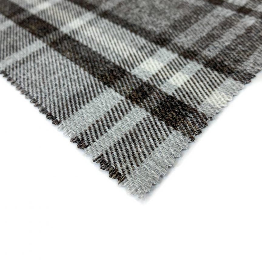 Glenco Black and White Removable Dog Mattress Cover